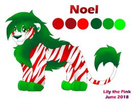 Noel colorsheet by Lily-the-pink