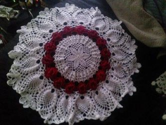 Doily .-. by One-0f-Many-Names