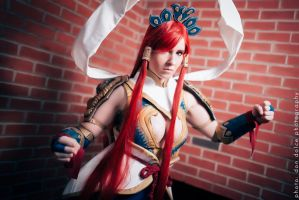 Titania's anger by SCARLET-COSPLAY