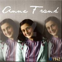 Anne Frank 1942 by Livadialilacs