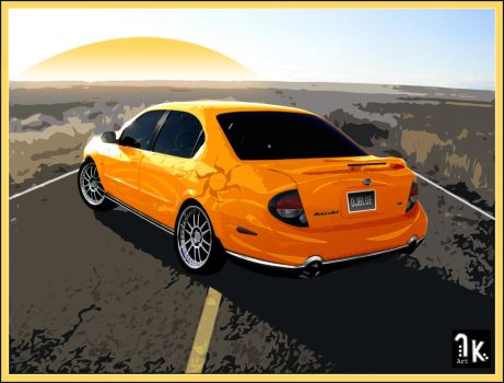 Modded Maxima for DjBlue86 by krazykohla