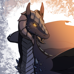 [Dig] The cute dragon by hylidia