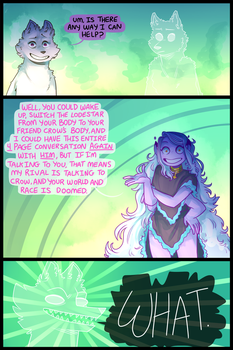 Silver Wolf Chapter 8 Page 30 by nutellarella