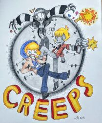 Creeps Tribute (Finished) by Create-Me-Girl