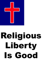 I support Religious Liberty by DeltaUSA