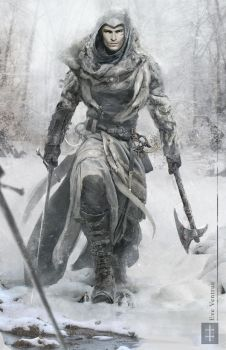 Assassins Creed - Snow Edition by EVentrue