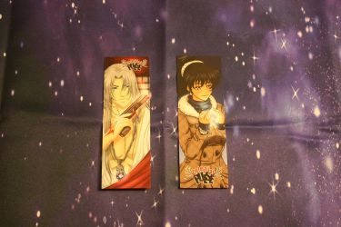 Celestial Pulse Bookmarks by Vesenia
