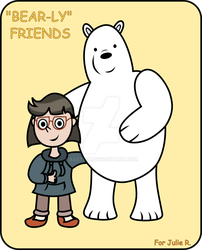 'Bearly' Friends by Agetian