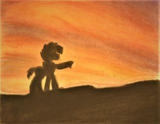 A Way of Life by BrogarArts