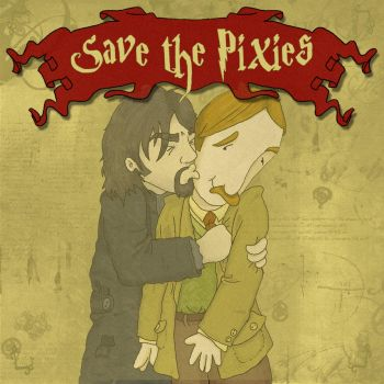 Save the Pixies CD cover by thesilentsidhe