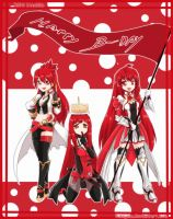 Elesis Birthday Card (CE) by TunaJam