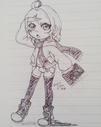 Quick gift very simple [SandraGH] by EvelynLisian