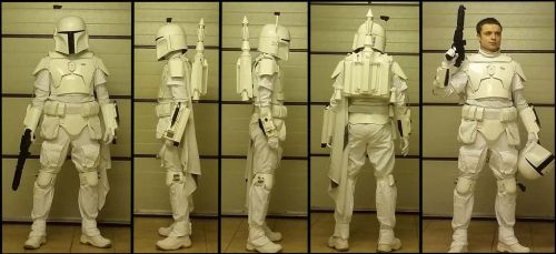 Imperial prototype (White Boba Fett) updated by AraxussYexyr
