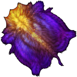 Aether Imbued Bison Pelt - 1200 Crystals by The-Below