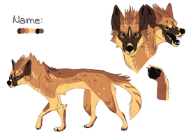 Autumn Canine Adopt Auction ((CLOSED)) by CoughingFish