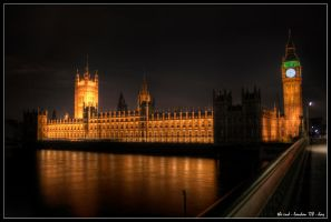 london - the end by haq