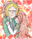 For You My Heart Keeps Beating~ by VeronicaPrower