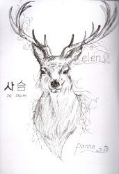 How does deer called by janev777
