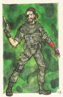 Snake by TheInsaneDingo