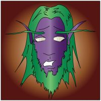 Malfurion Stormrage 6 by StevePaulMyers