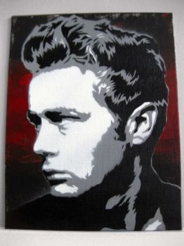James Dean1 by s-cum