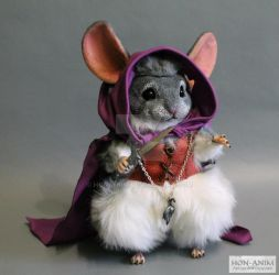 Assassin chinchilla 3 by hon-anim