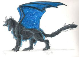 Nyx in Color by rusti-knight