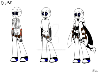 Dice ref1 by KrystaliaProductions