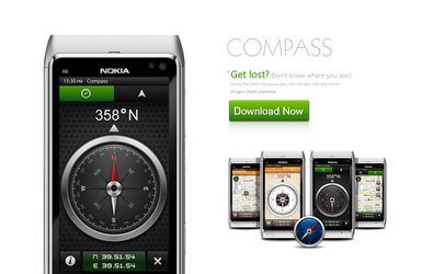 ++Compass Touch for OVI ++ by sunxzhang