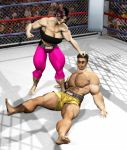 Bare-Knuckle Boxing 9 by Stone3D
