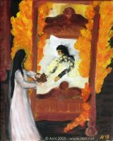 Jane Eyre - the fire by Starsong-Studio