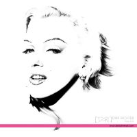 Diva #1 - Marilyn by DiRi