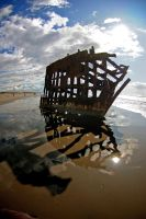the ship wrecked by wetwilllie