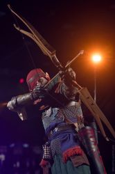 Iorveth cosplay by TophWei
