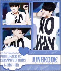 Jungkook (BTS) - PHOTOPACK#02 by JeffvinyTwilight