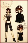 Andrea Foster REVAMP by MadRoseKai