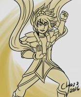 LoL - Taliyah by chazzpineda