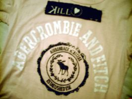 Kill Abercrombie And Fitch by CardenIndustriesInc