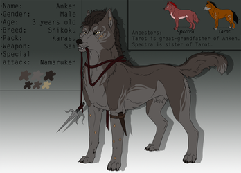 Anken .:Reference sheet:. by Saiccu