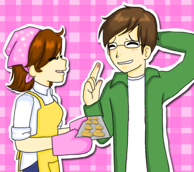 Cooking Mama - Cookies by currry