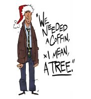 Clark Griswold by DaveJorel