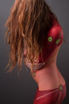 Asuka Test Suit 4 PAIN by JWBeyond