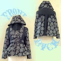 Hooded Coat by hautechicklet