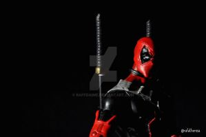 Deadpool by raffdaime