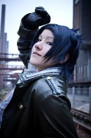 Mukuro - The Devil by stormyprince