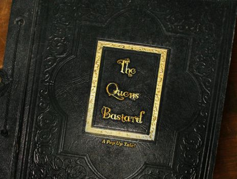 The Queens Bastard Story Book by AnakMoon