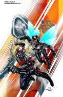 Antman and the Wasp_2018 by debuhista