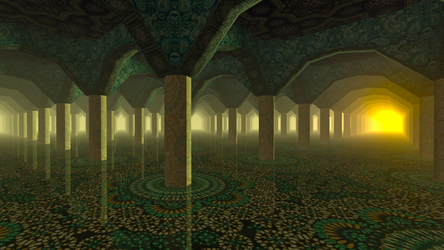 Mosque by falconinja