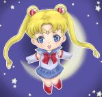 26.02 chibi Sailor Moon by Evge-Niya