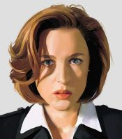 Agent Scully by emmalr